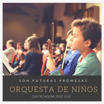 orquesta niños
